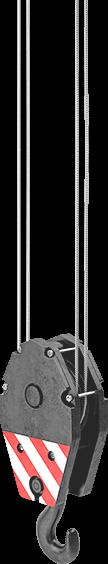 Крюк грузоподъёмный